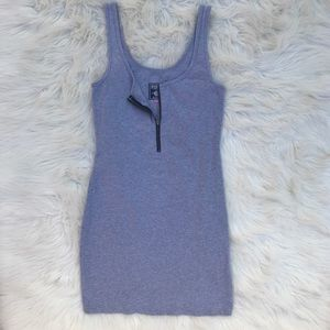 VS PINK blue dress
